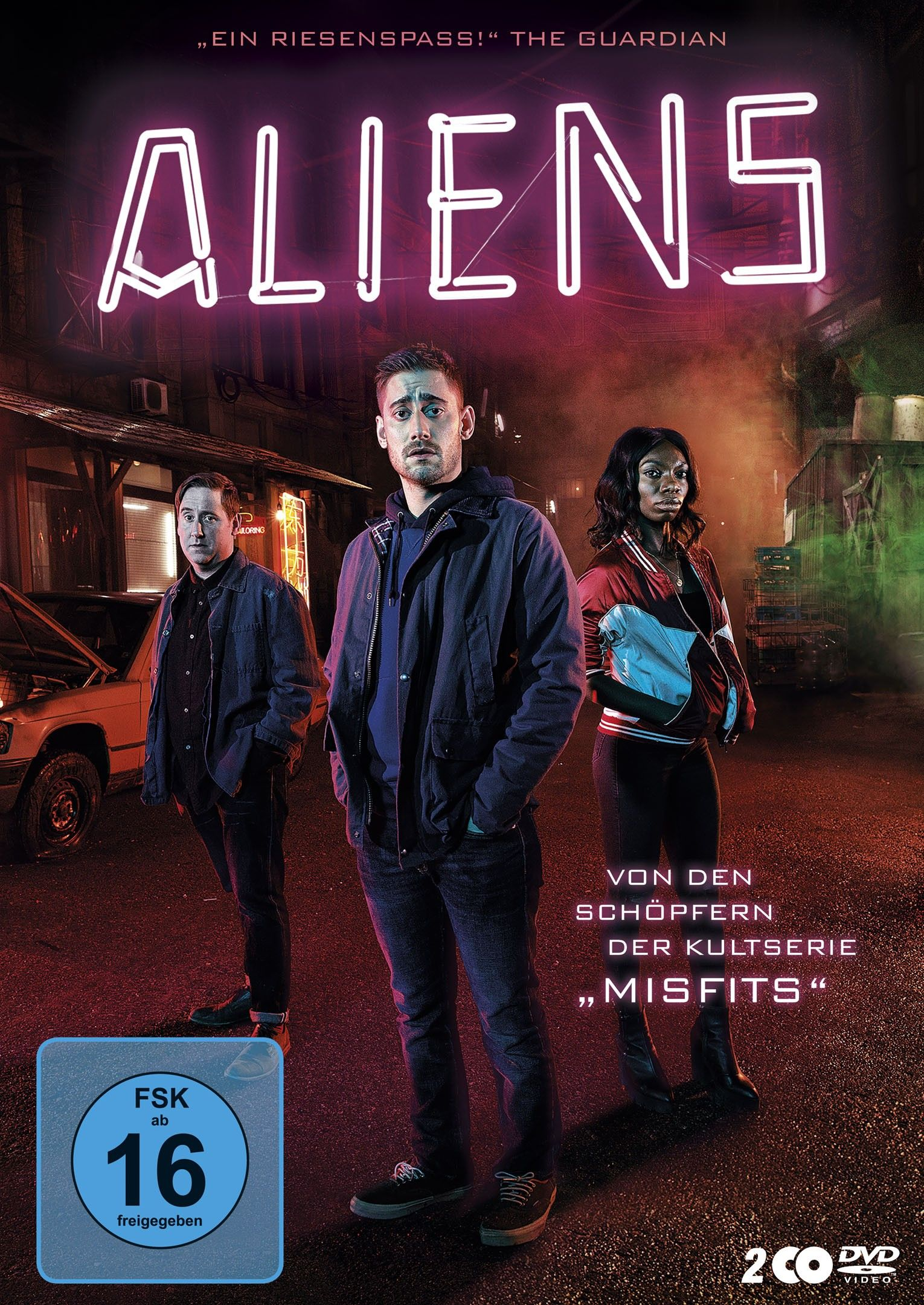 Aliens (2 Discs)