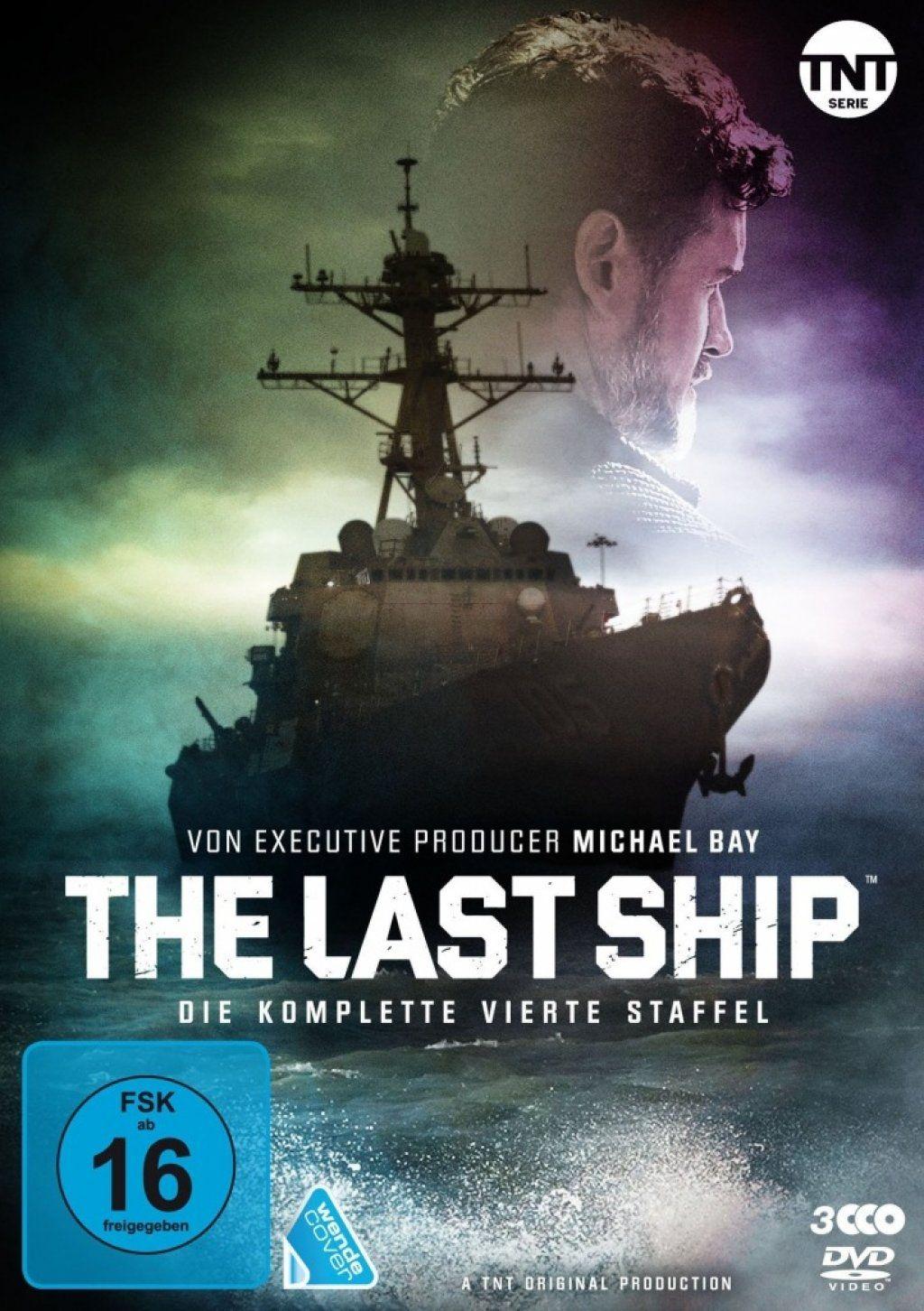 Last Ship, The - Staffel 4 (3 Discs)