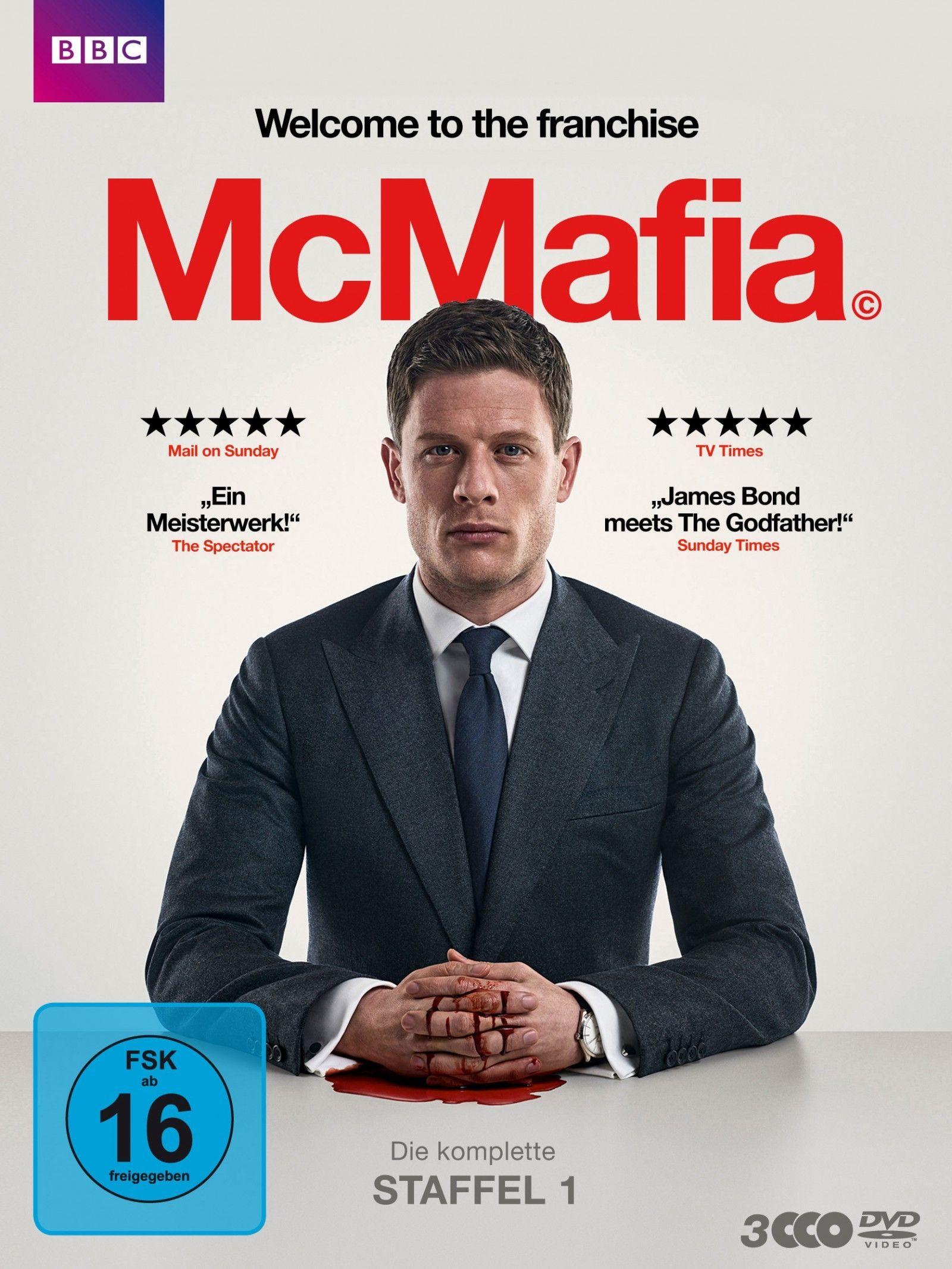 McMafia - Staffel 1 (3 Discs)
