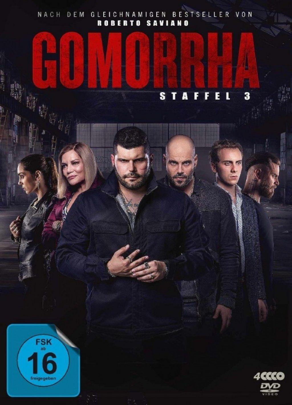 Gomorrha - Staffel 3 (4 Discs)