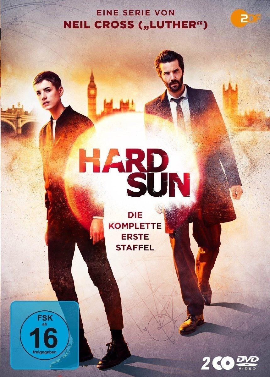 Hard Sun - Staffel 1 (2 Discs)