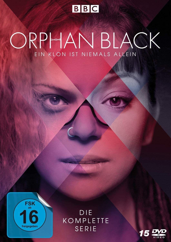 Orphan Black - Ein Klon ist niemals allein - Die komplette Serie (15 Discs)