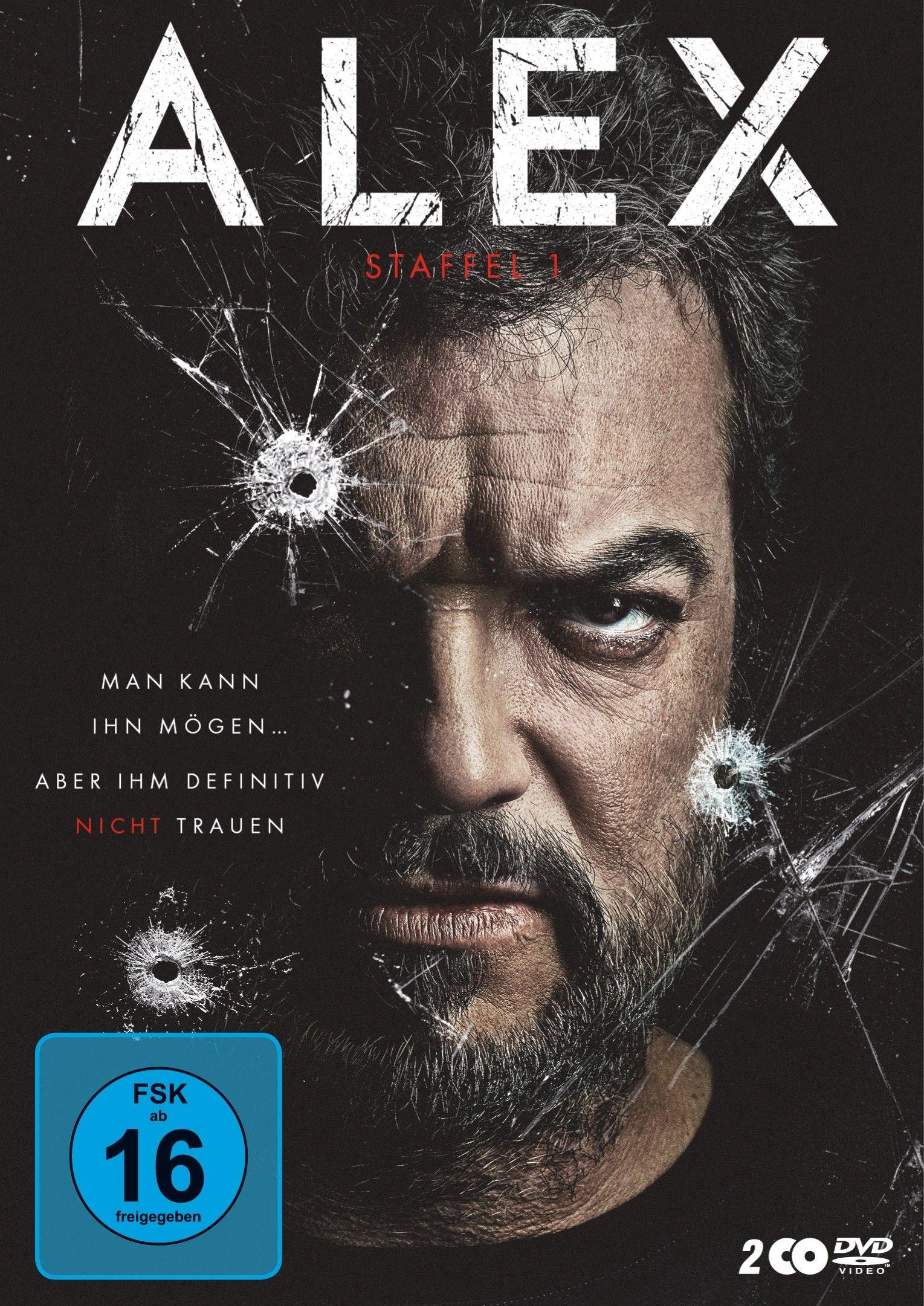 Alex - Staffel 1 (2 Discs)