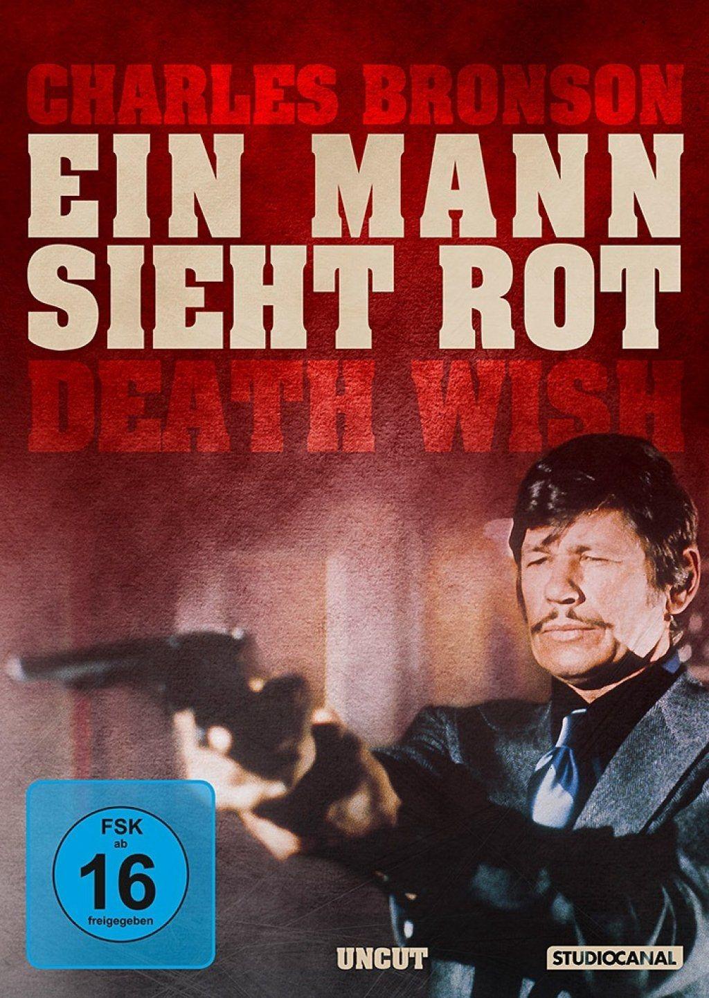 Mann sieht Rot, Ein - Death Wish 1 (Neuauflage) (Uncut)