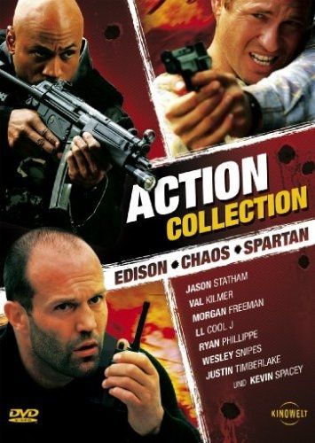Action Collection Vol. 1 (3 Discs)