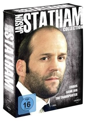 Jason Statham Collection (3 Discs)