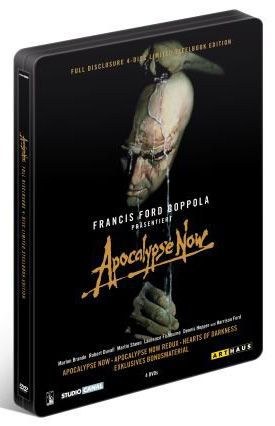 Apocalypse Now (Full Disclosure) (Lim. Steelbook) (4 Discs)