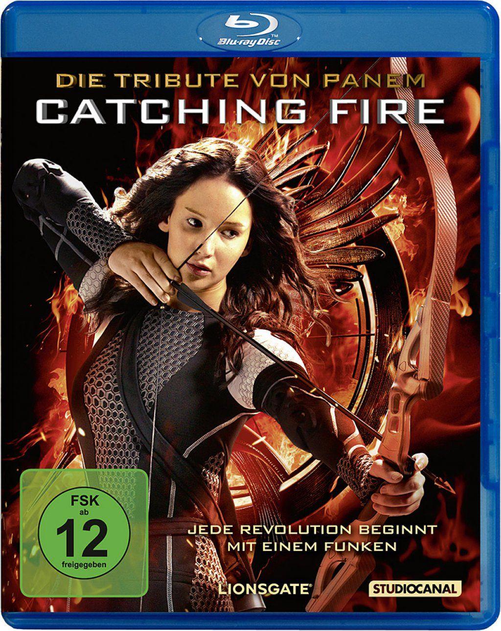 Tribute von Panem, Die - Catching Fire (BLURAY)