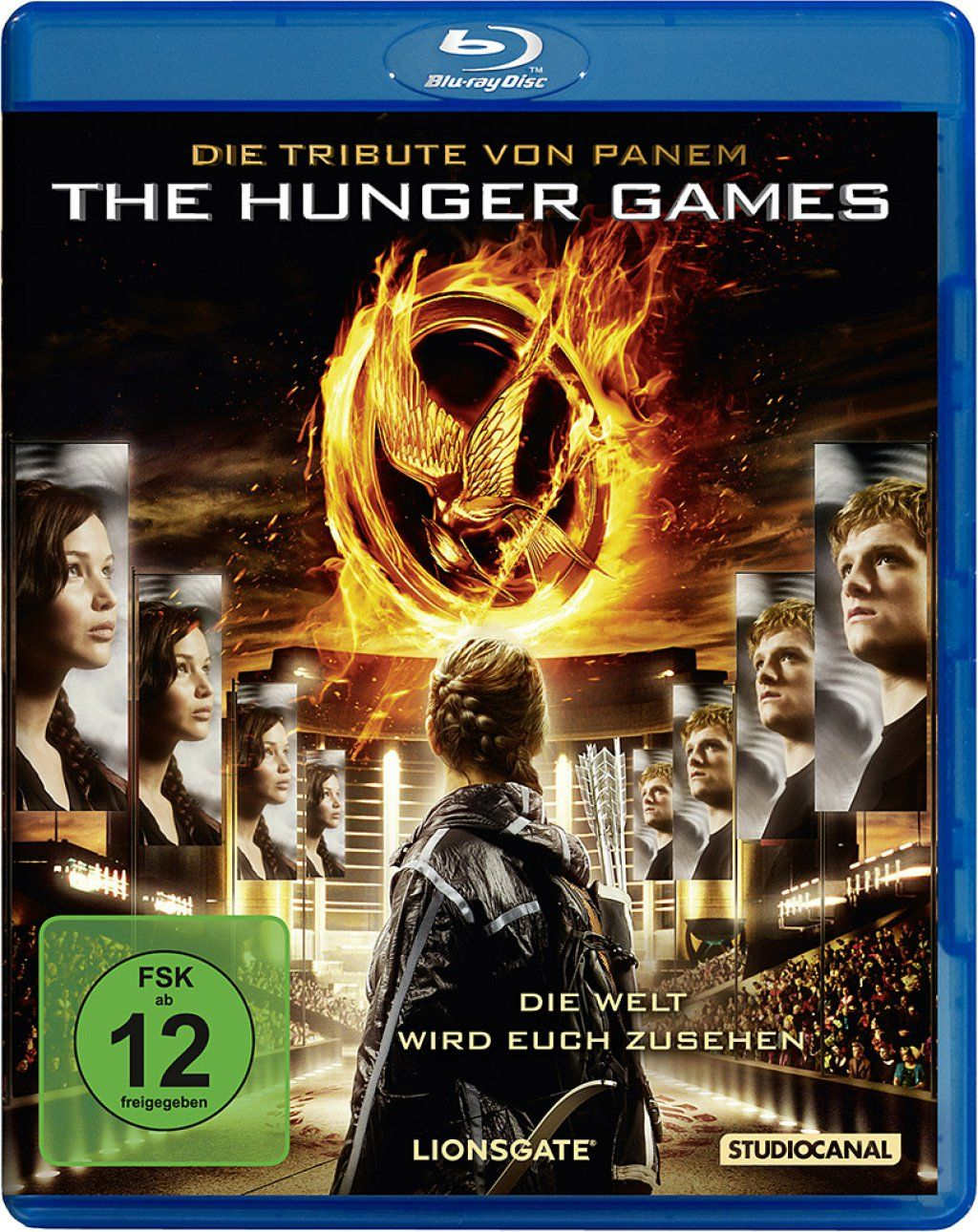 Tribute von Panem, Die - The Hunger Games (BLURAY)