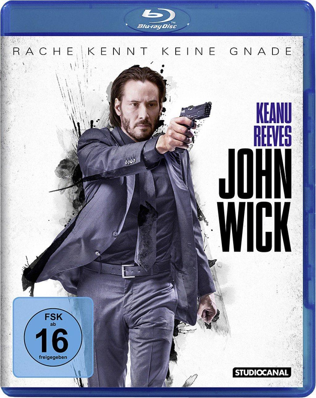 John Wick (BLURAY)