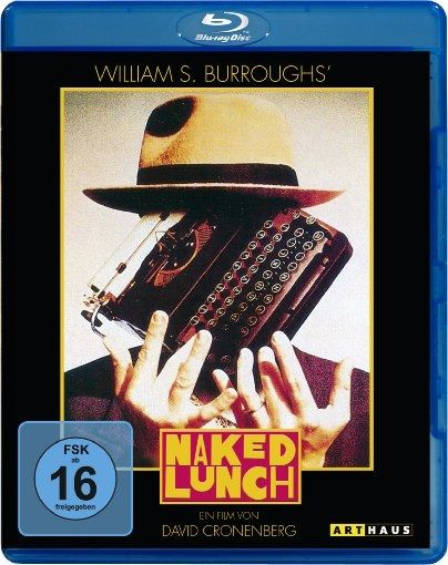 Naked Lunch (BLURAY)