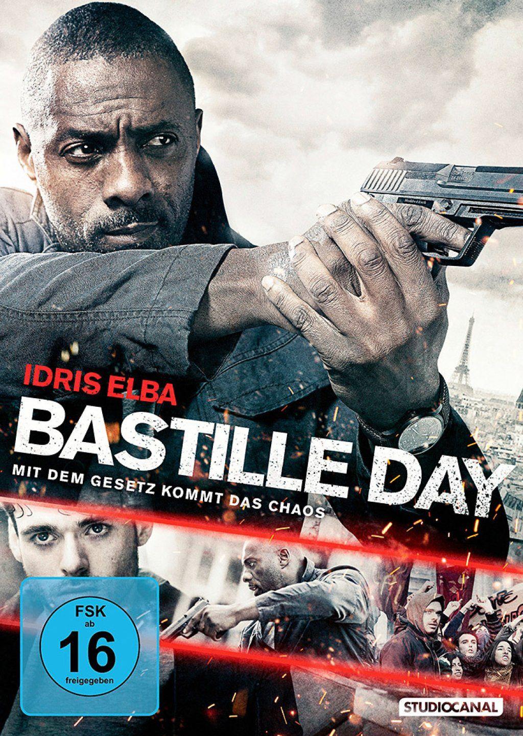 Bastille Day - Mit dem Gesetz kommt das Chaos