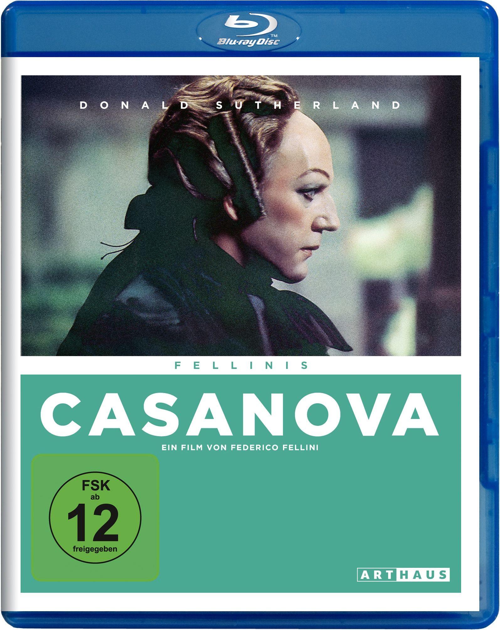 Fellinis Casanova (BLURAY)