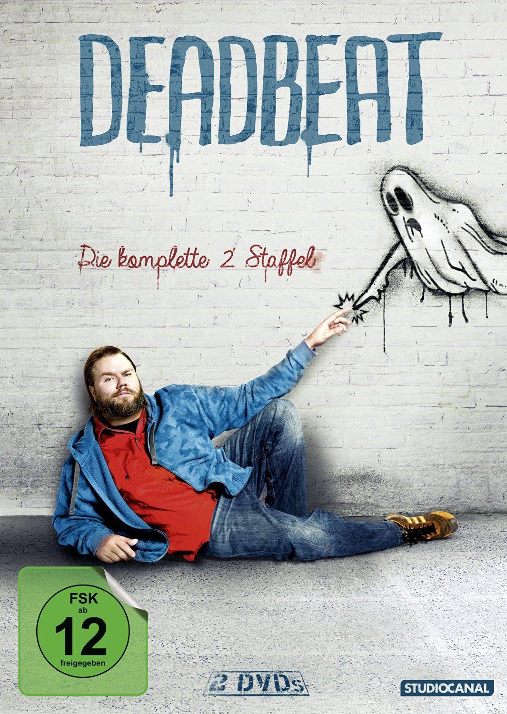 Deadbeat - Die komplette zweite Staffel (2 Discs)