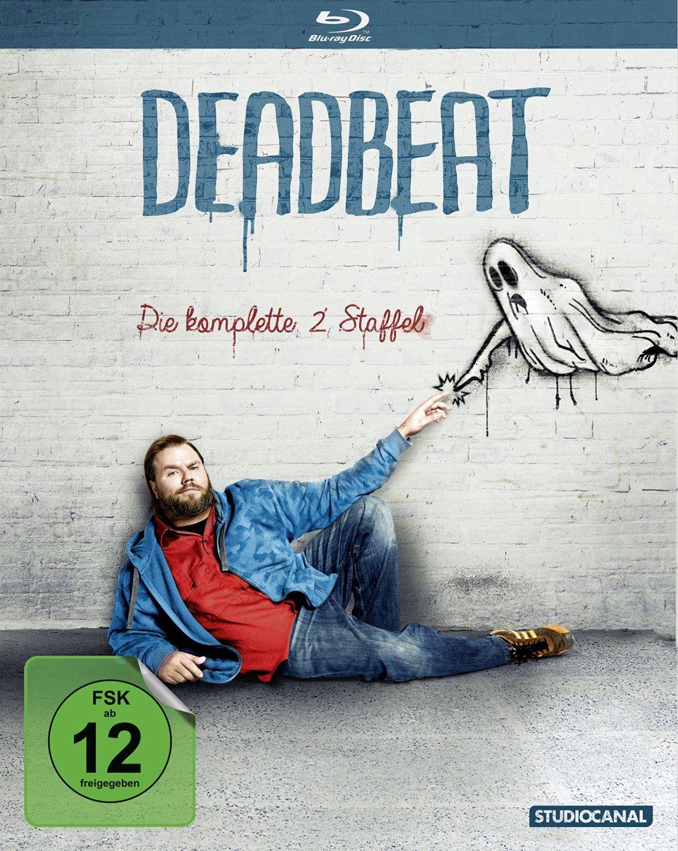 Deadbeat - Die komplette zweite Staffel (BLURAY)