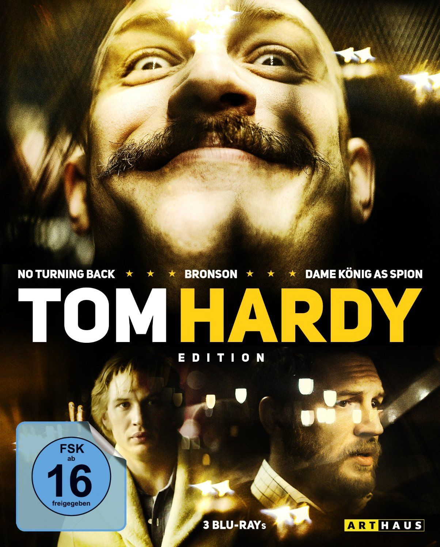 Tom Hardy Edition (3 Discs) (BLURAY)