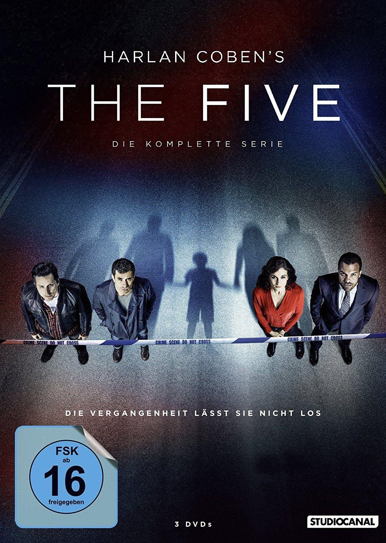 Five, The - Die komplette Serie (3 Discs)