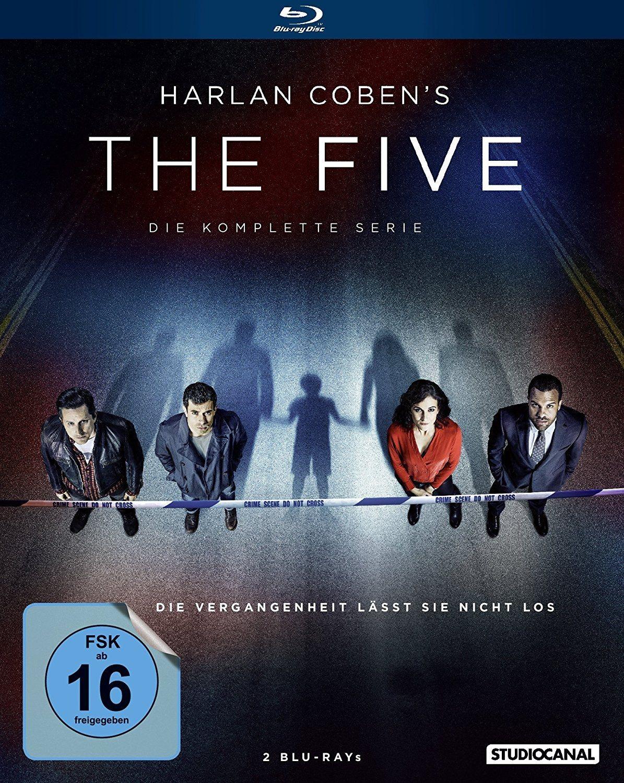 Five, The - Die komplette Serie (2 Discs) (BLURAY)