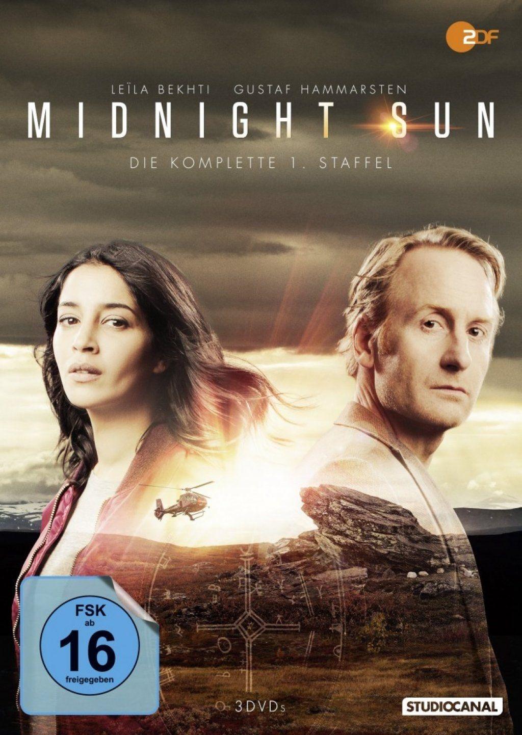 Midnight Sun - Staffel 1 (3 Discs)