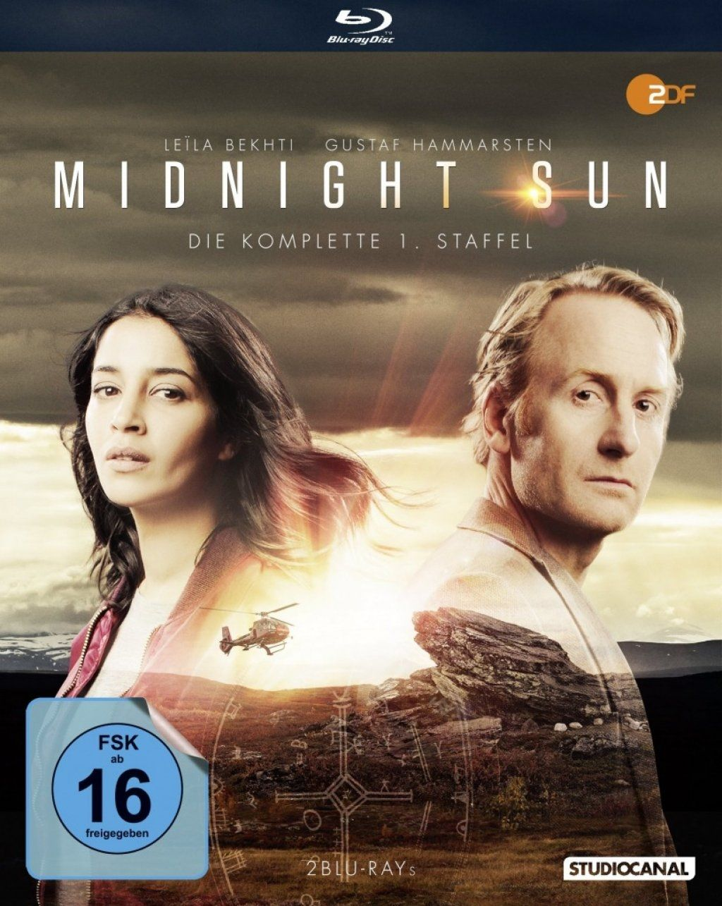 Midnight Sun - Staffel 1 (2 Discs) (BLURAY)