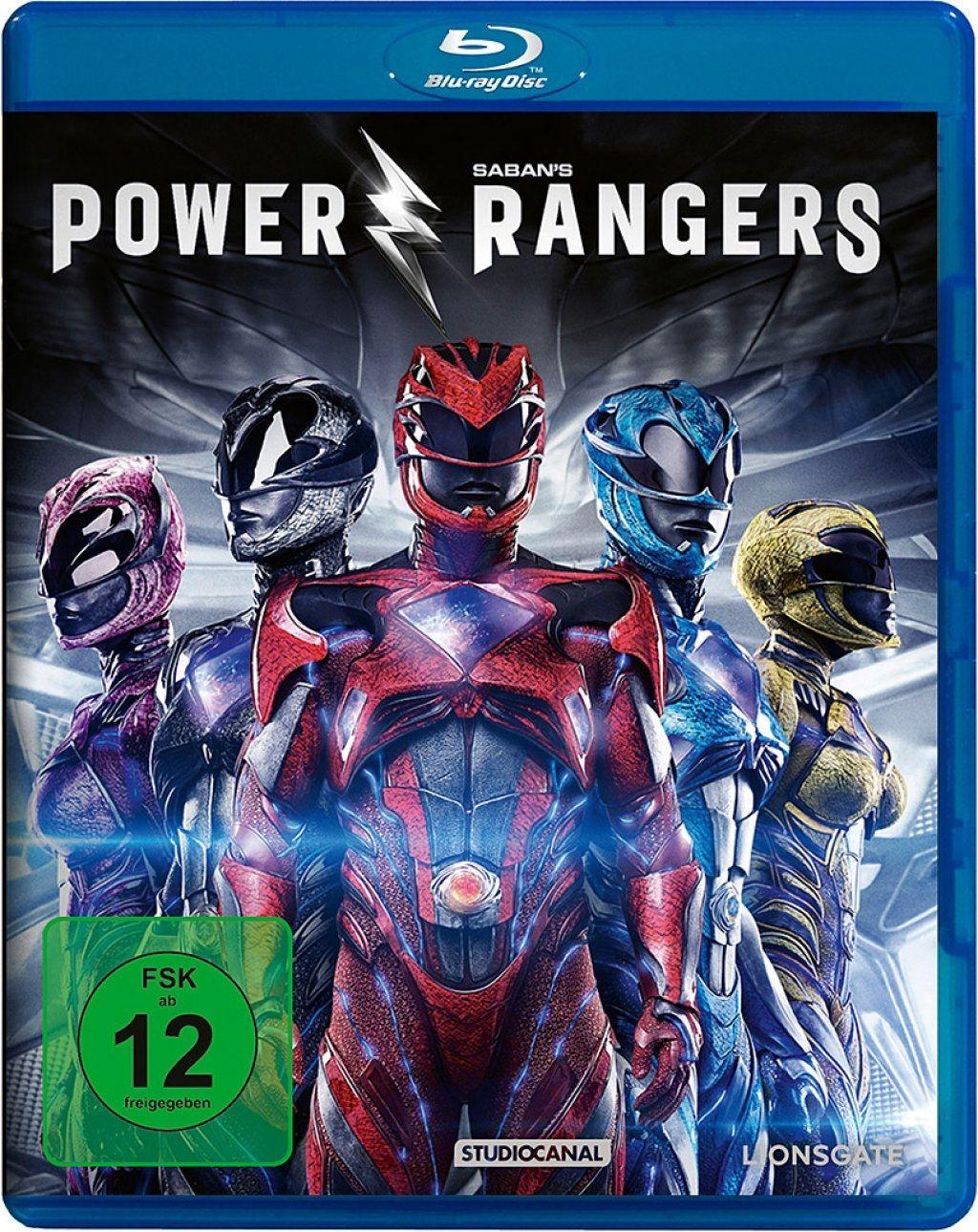 Power Rangers (BLURAY)