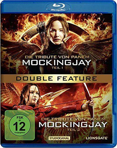 Tribute von Panem, Die - Mockingjay - Teil 1 + 2 (2 Discs) (BLURAY)