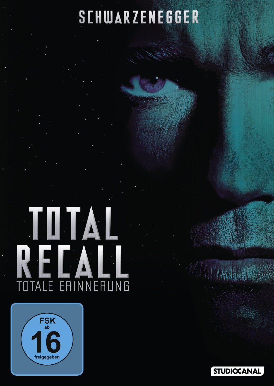 Total Recall - Die totale Erinnerung (Uncut) (Neuauflage)