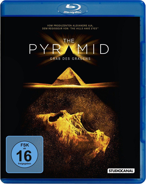 Pyramid, The - Grab des Grauens (BLURAY)