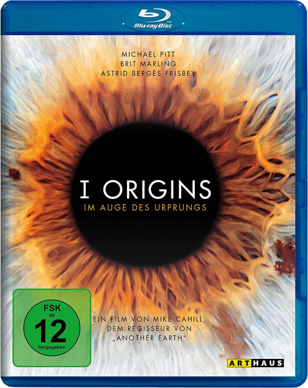 I Origins - Im Auge des Ursprungs (BLURAY)