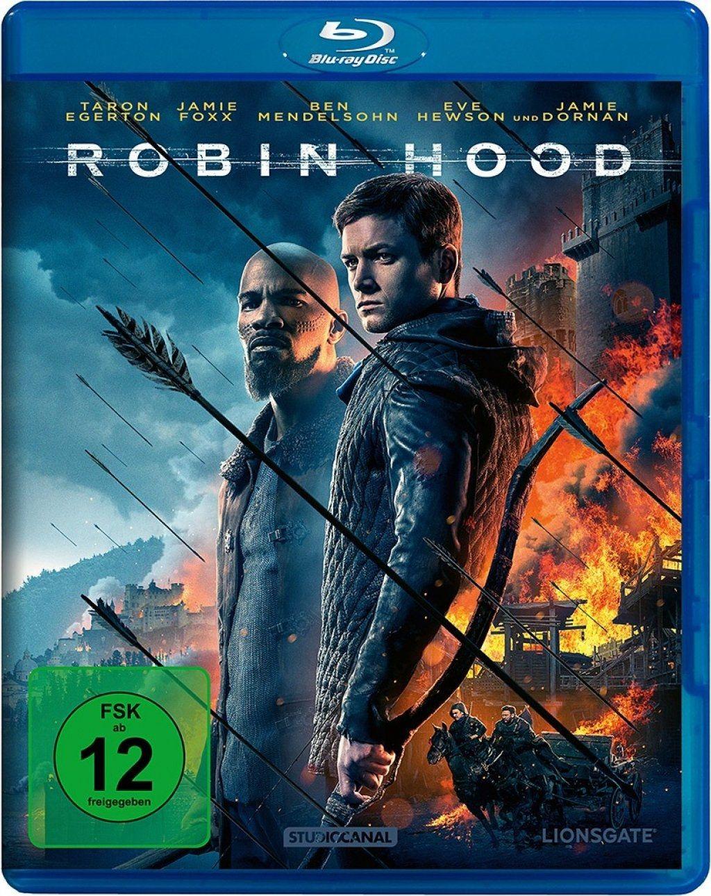 Robin Hood (2018) (BLURAY)