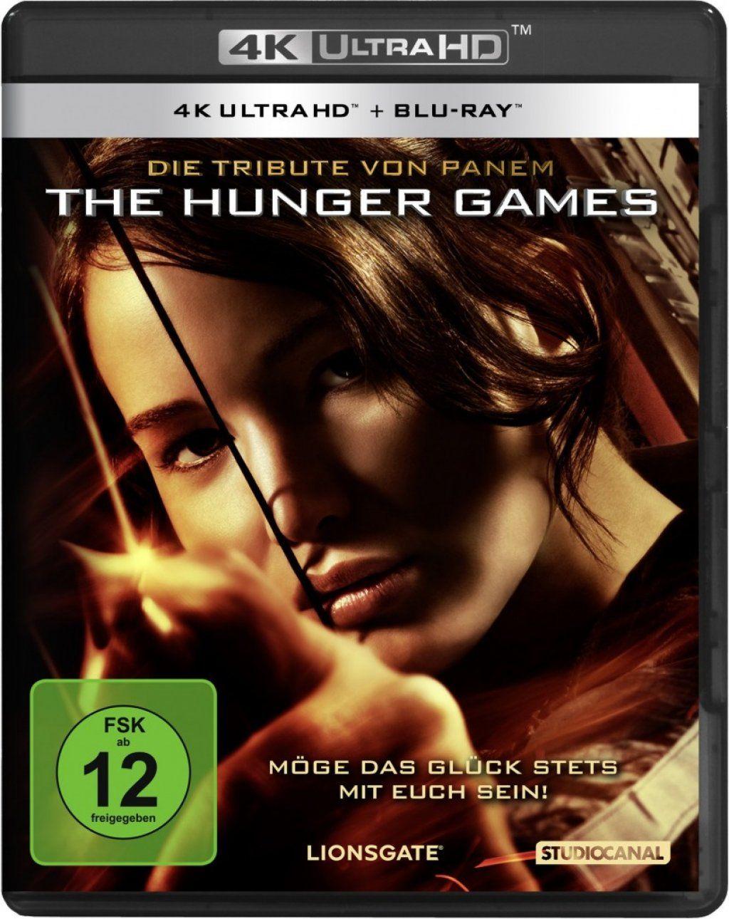 Tribute von Panem, Die - The Hunger Games (2 Discs) (UHD BLURAY + BLURAY)