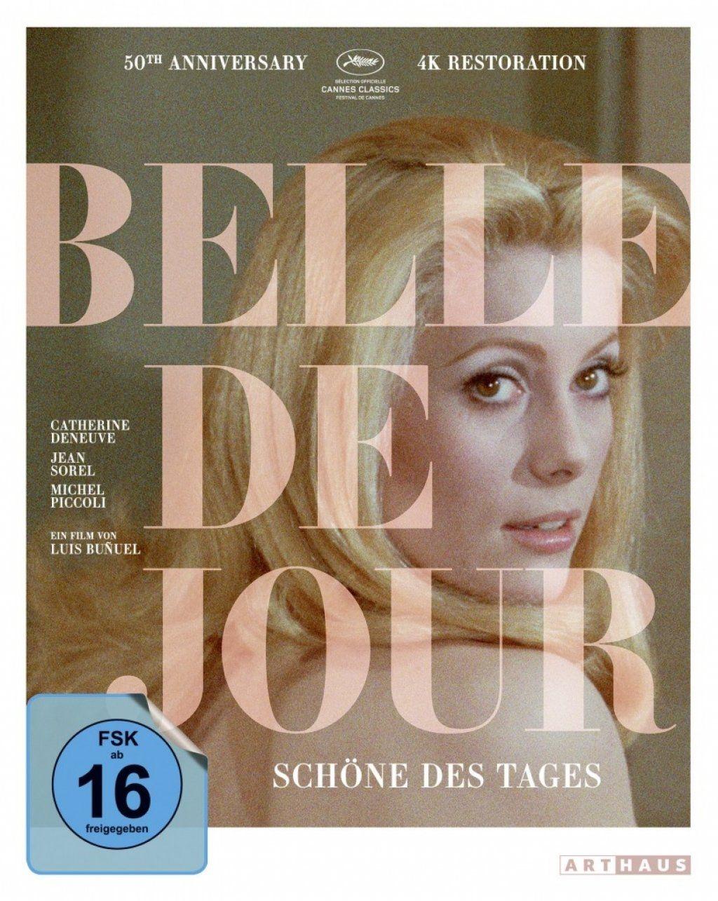 Belle de Jour - Schöne des Tages (50th Anniversary Edition) (Digital Remastered) (BLURAY)
