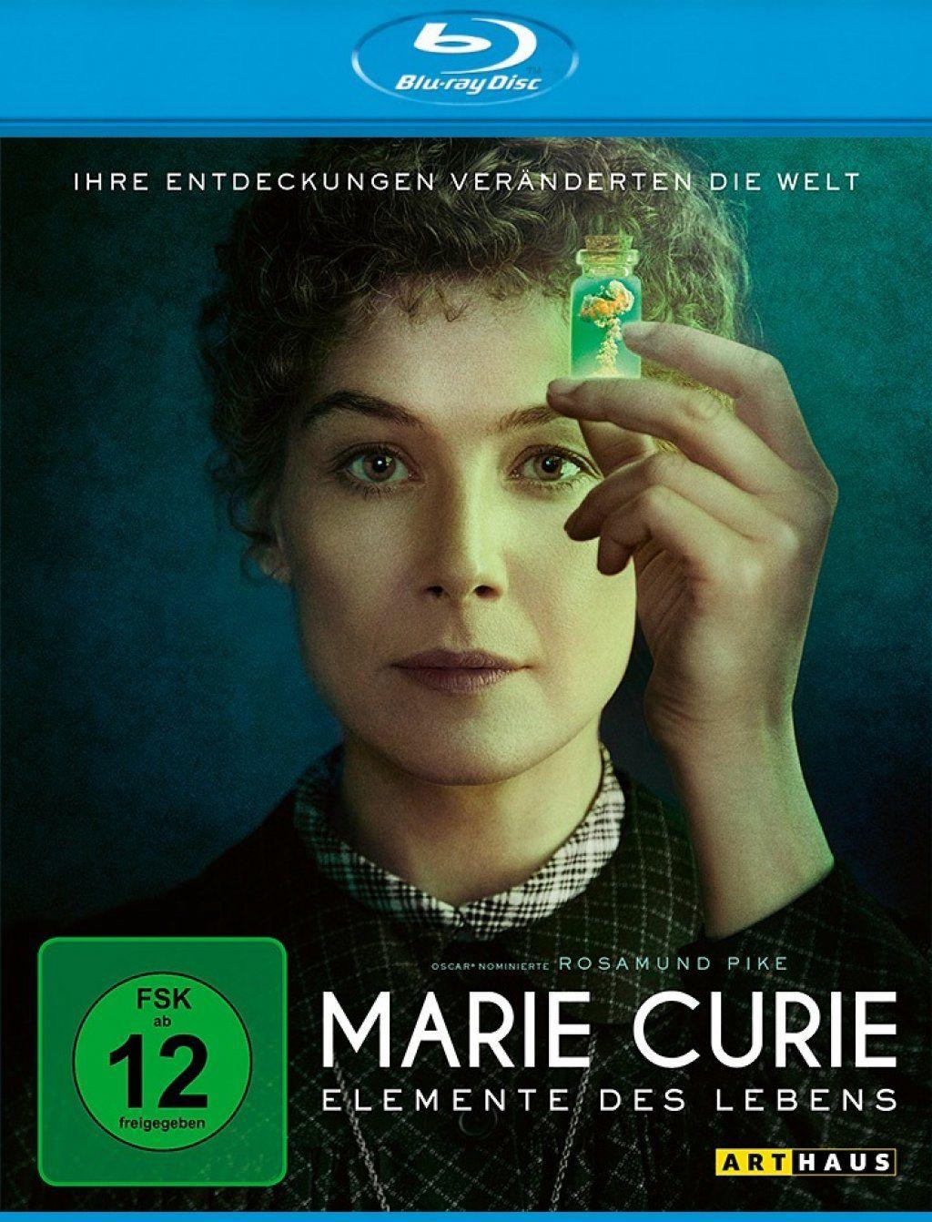 Marie Curie - Elemente des Lebens (BLURAY)
