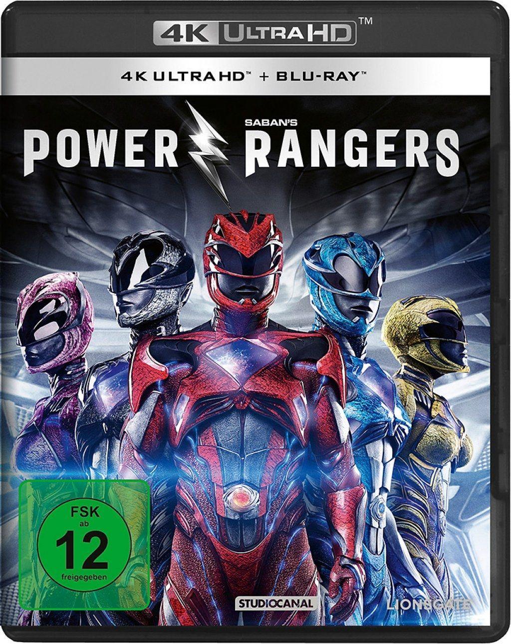 Power Rangers (2 Discs) (UHD BLURAY + BLURAY)