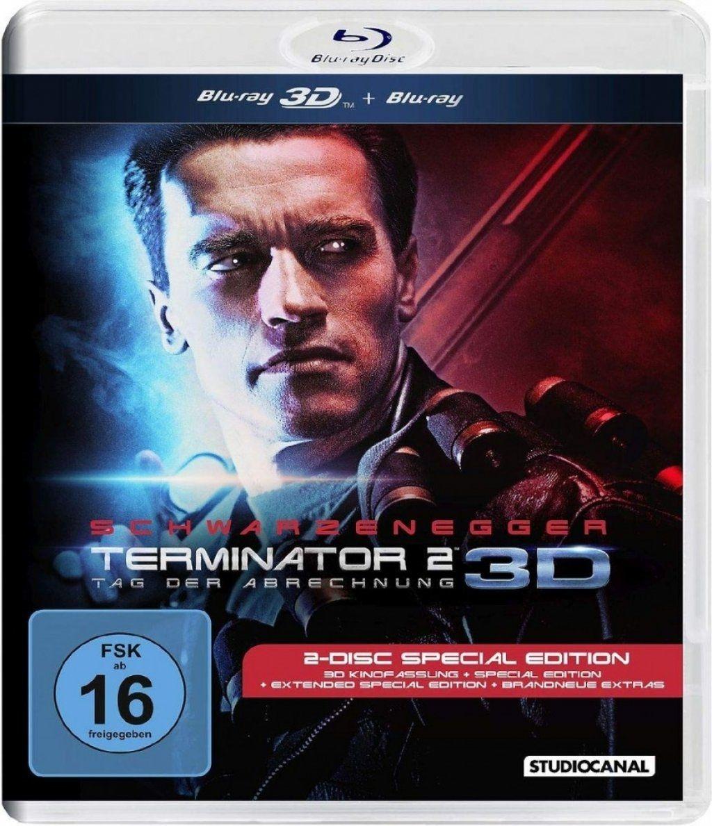 Terminator 2 - Tag der Abrechnung 3D (2 Discs) (BLURAY + BLURAY 3D)