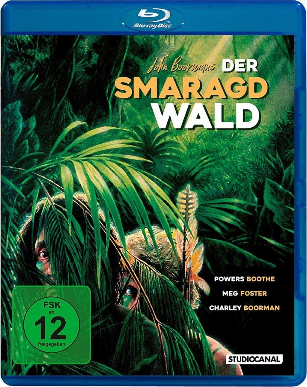 Smaragdwald, Der (BLURAY)
