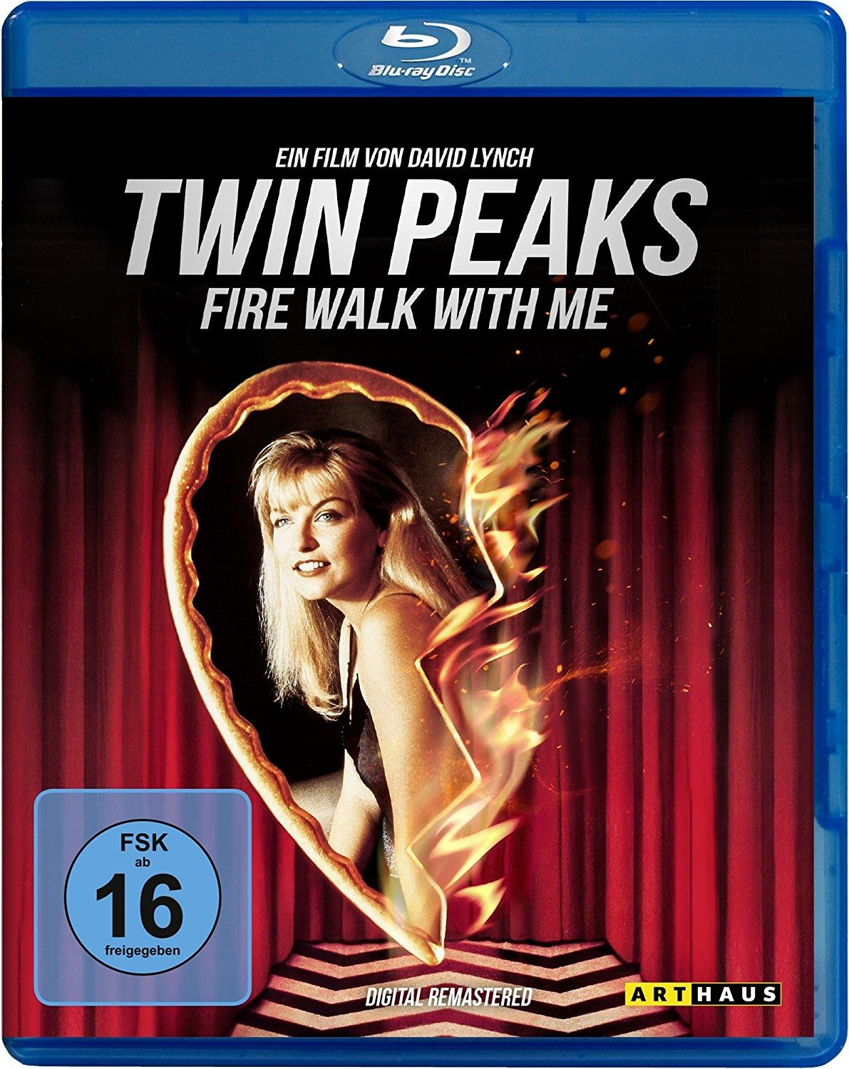 Twin Peaks - Fire Walk With Me (Digital Remastered) (BLURAY)