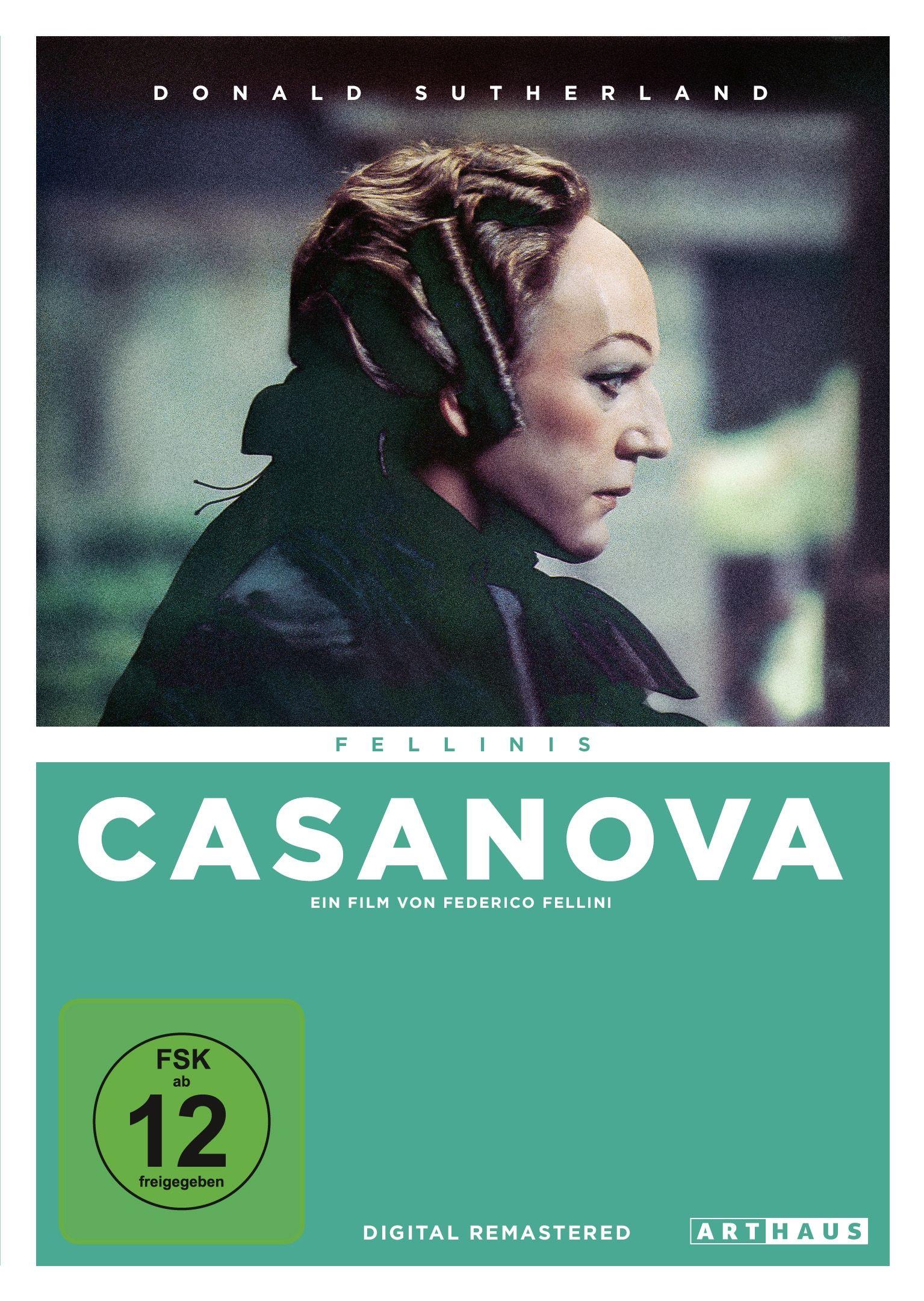 Fellinis Casanova (Digital Remastered)