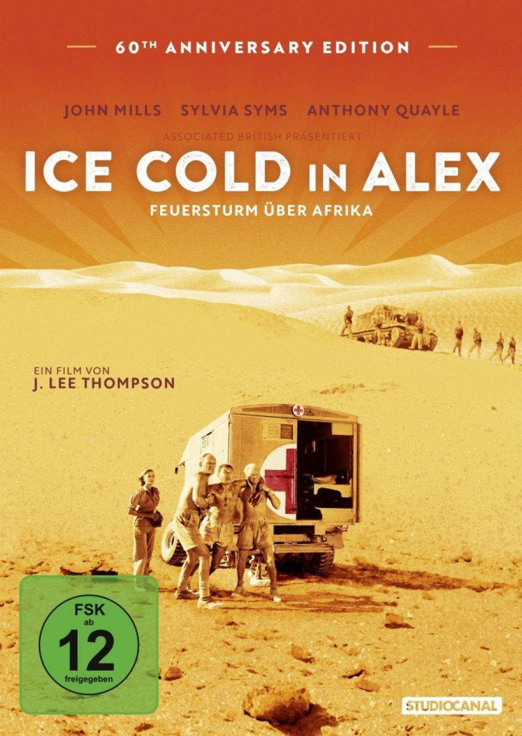 Ice Cold in Alex - Feuersturm über Afrika (Digital Remastered) (2 Discs)