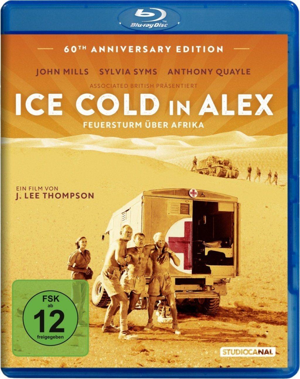 Ice Cold in Alex - Feuersturm über Afrika (BLURAY)