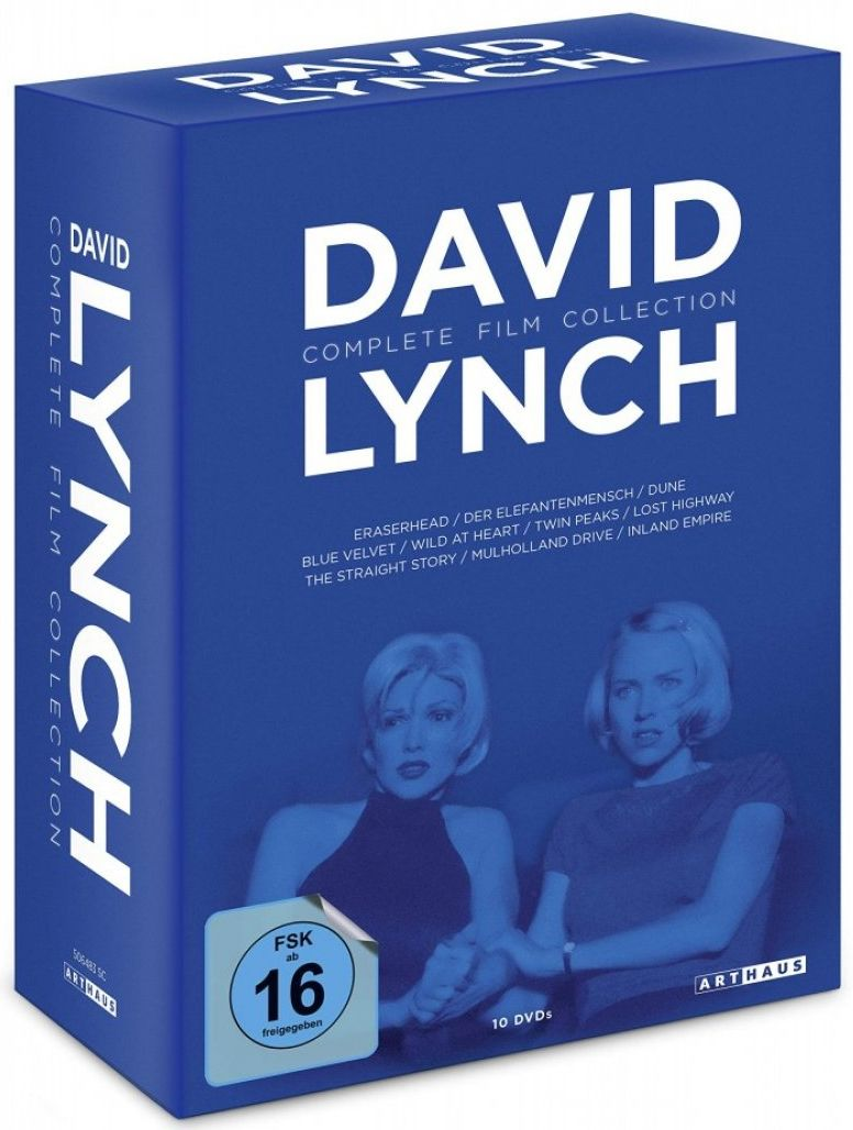 David Lynch - Complete Film Collection (10 Discs)
