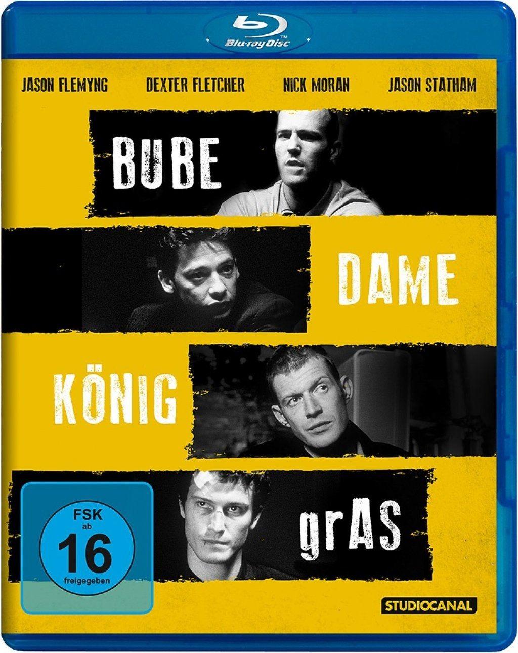 Bube, Dame, König, grAs (BLURAY)