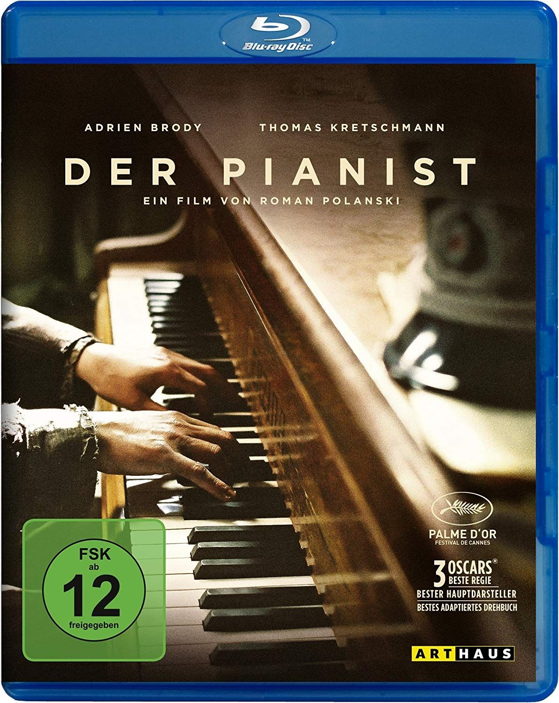 Pianist, Der (Special Edition) (BLURAY)