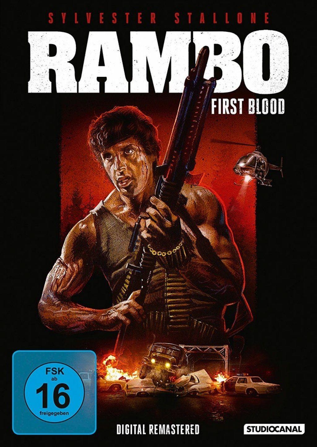 Rambo - First Blood (Uncut) (Digital Remastered)