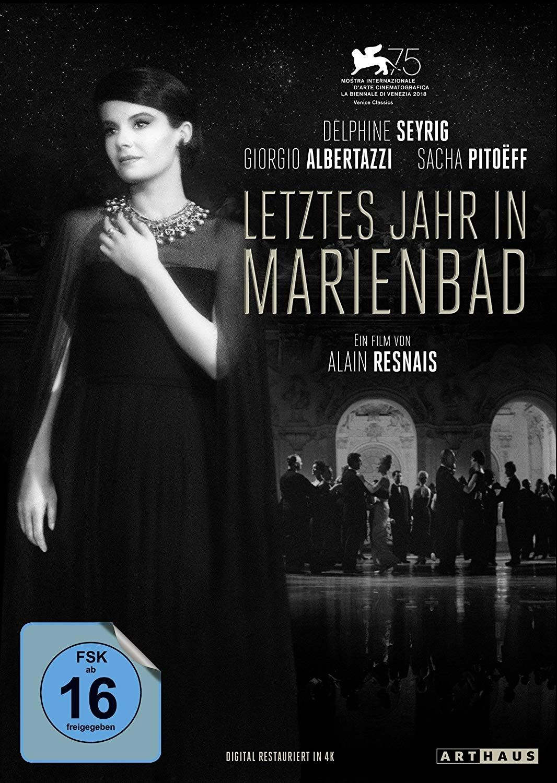 Letztes Jahr in Marienbad (Digital Remastered Special Edition) (2 Discs)