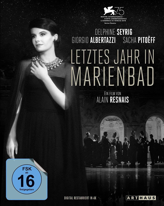 Letztes Jahr in Marienbad (Special Edition) (BLURAY)