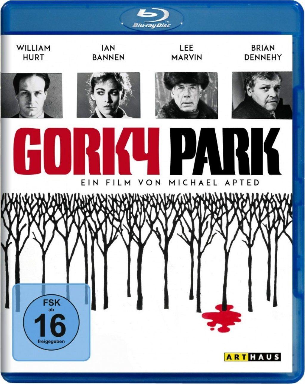 Gorky Park (BLURAY)