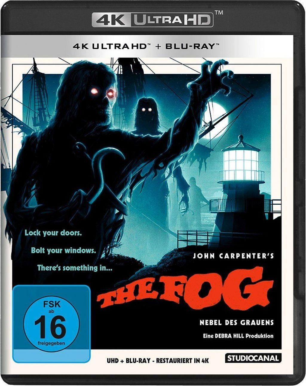 Fog, The - Der Nebel des Grauens (1979) (2 Discs) (UHD BLURAY + BLURAY)