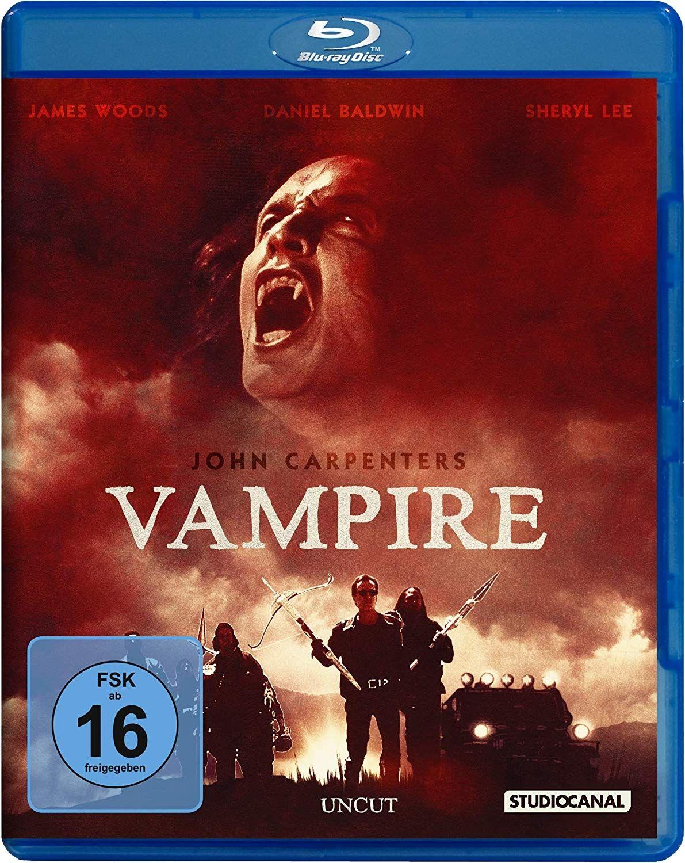 John Carpenters Vampire (Uncut) (Neuauflage) (BLURAY)