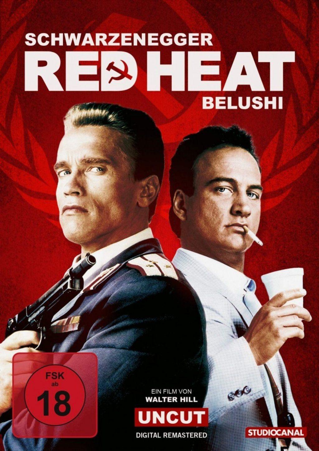 Red Heat (4K Remastered)